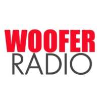Logo of radio station Woofer Radio
