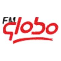 Logo of radio station FM Globo