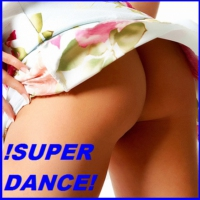Logo de la radio !SUPER DANCE!