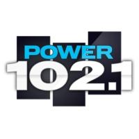 Logo of radio station KPRR Power 102.1