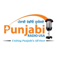 Logo of radio station Punjabi Radio USA