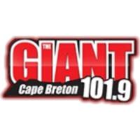 Logo of radio station The Giant 101.9