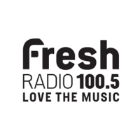 Logo of radio station CKNG-FM 92.5 Fresh Radio