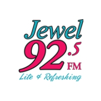 Logo of radio station CHRC Jewel 92.5