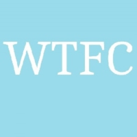 Logo of radio station WTFC