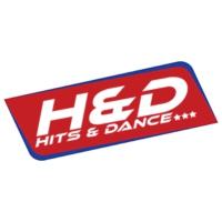 Logo of radio station HITS & DANCE