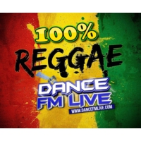 Logo of radio station Dancefmlive Reggae