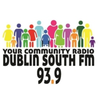 Logo of radio station Dublin South 93.9 FM