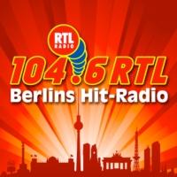 Logo of radio station RTL 104.6