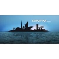 Logo of radio station RINFM