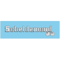 Logo of radio station Scheldemond FM