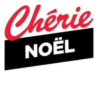 Logo of radio station CHERIE NOEL