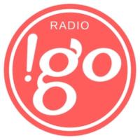 Logo of radio station !go