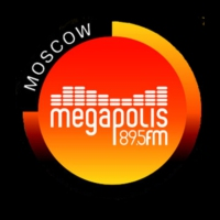 Logo of radio station Мегаполис FM