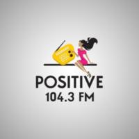 Logo of radio station რადიო პოზიტივი FM 104.3