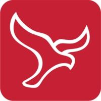 Logo of radio station Omroep Flevoland