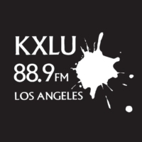 Logo of radio station KXLU 88.9 FM