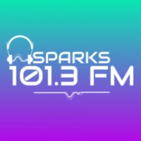 Logo of radio station SPARKS 101.3 FM