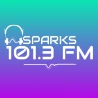 Logo de la radio SPARKS 101.3 FM