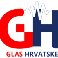 Logo of radio station HR Glas Hrvatske