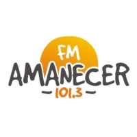 Logo of radio station FM Amanecer