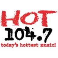 Logo de la radio KKLS Hot104.7