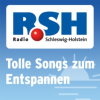 Logo of radio station R.SH Relax