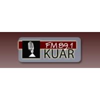 Logo of radio station KLRE Classical NPR 90.5 FM