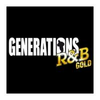 Logo de la radio Générations R&B Gold