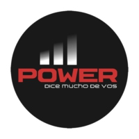Logo of radio station Power 1037