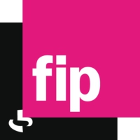 Logo of radio station FIP à Bordeaux