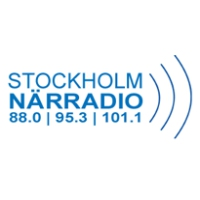 Logo of radio station Stockholm Narradio 101.1
