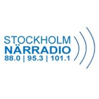Logo de la radio Stockholm Narradio 101.1