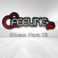 Logo of radio station Feeling FM