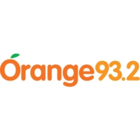 Logo of radio station Orange 93.2 FM
