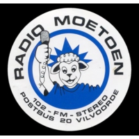 Logo of radio station radio moetoen