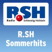 Logo of radio station R.SH Sommerhits