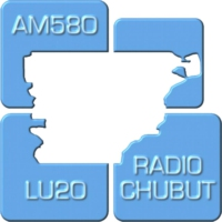 Logo of radio station LU20 Radio Chutbut