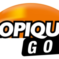 Logo of radio station Tropiques Gold