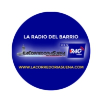 Logo of radio station La Corredoria Suena
