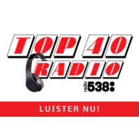 Logo of radio station Radio 538 Top 40