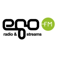 Logo of radio station egoFM
