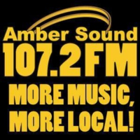 Logo of radio station Amber Sound FM