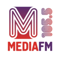 Logo of radio station Media FM