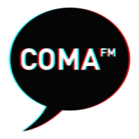Logo of radio station coma.fm