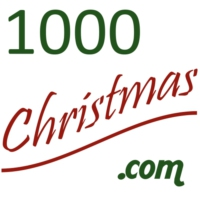 Logo of radio station 1000 Christmas