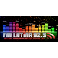 Logo of radio station FM Latina 92.5