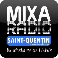 Logo of radio station Mixaradio Saint-Quentin