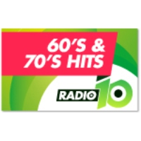 Logo de la radio Radio 10 Gold 60s and 70s