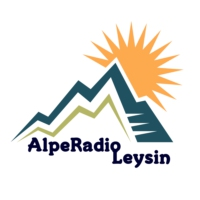 Logo of radio station AlpeRadio Leysin